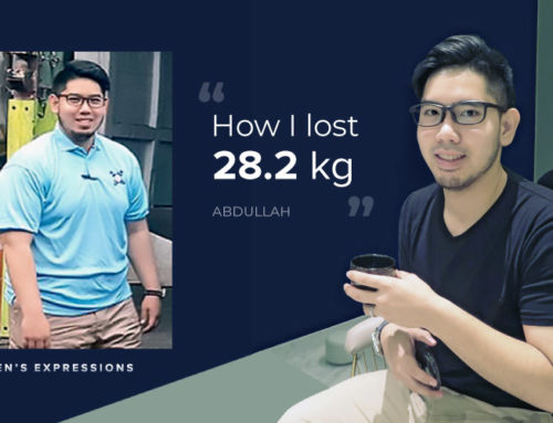 Abdullah Weight Loss Journey